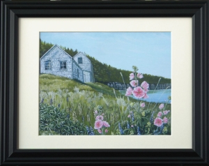 Seaside Serenity, Hall's Harbour NS