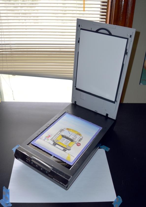 scannerebook
